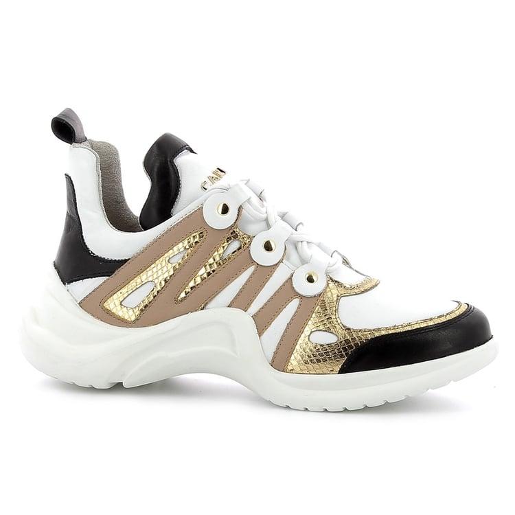 Sportowe Sneakersy Ze Skory Naturalnej Sklep Carinii Com Pl